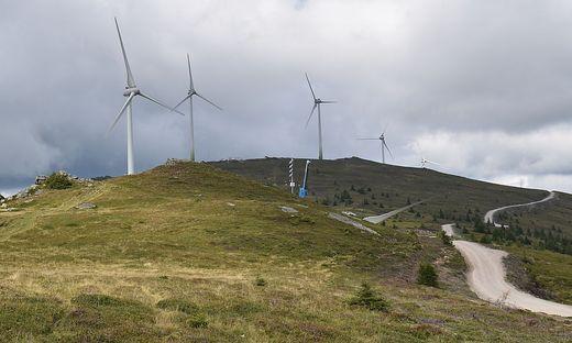 Windkraft Koralpe