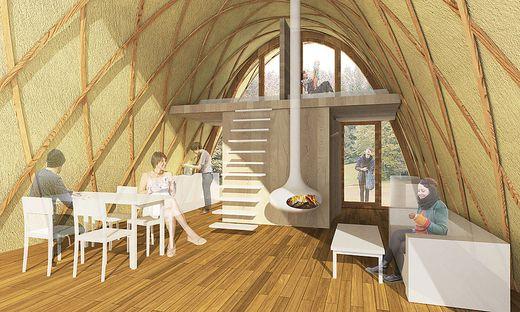 Wonderful Hausbesuch Im Steirischen U201eStrohboidenu201c
