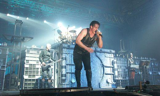 Nach zehn Jahren Abstinenz veröffentlichen Rammstein heuer ein neues Album.