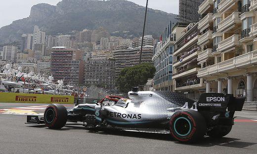 Formula 1, Monte Carlo, Monaco, Lewis Hamilton