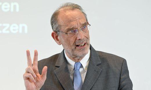 FWF-PRESSEKONFERENZ: 'FORSCHUNGSFOeRDERUNG UND LEISTUNGSBILANZ 2020' / FASSMANN