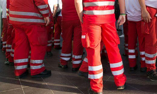 Aufgefahren! Viele Verletzte bei Zugunglück in Salzburg
