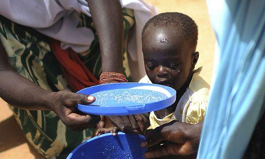 1,6 Millionen Kinder leiden außerdem unter schwerer Mangelernährung
