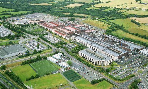 Intel-Fabrik im irischen Leixlip