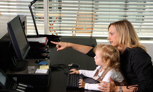 Betreuungspflichten gegenüber Kindern  einer der Hauptgründe