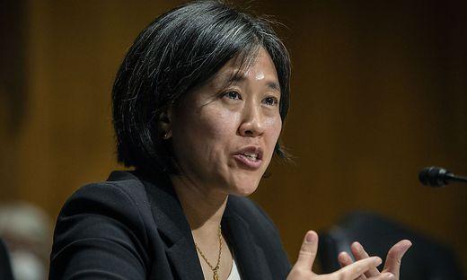 US-Handelsbeauftragte Katherine Tai