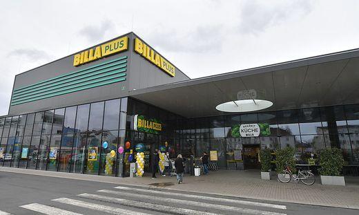 """Aus Merkur wurde """"Billa Plus"""", auch in Graz-Eggenberg"""
