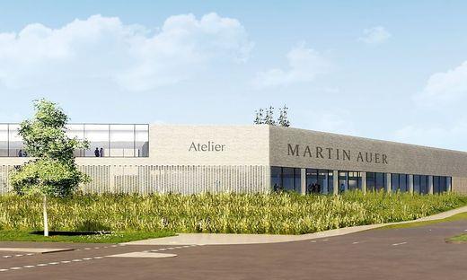 Großprojekt 20 Millionen Euro Martin Auer Baut Neue