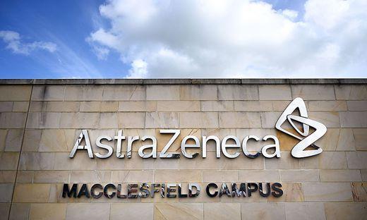 AstraZeneca, Covid-Medikament