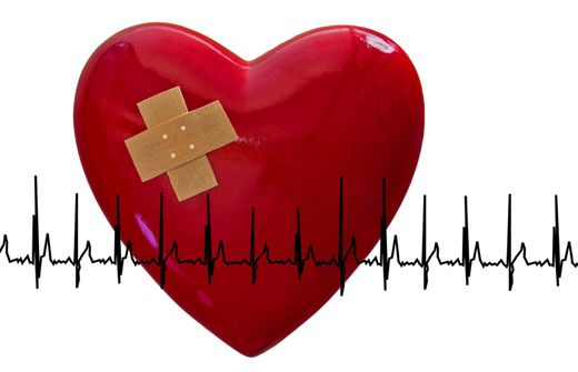gebrochenen Herzen Wie erholt man von sich einem