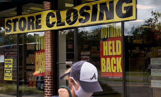 Die Zahl der Anträge auf Arbeitslosenunsterstützung steigt wieder