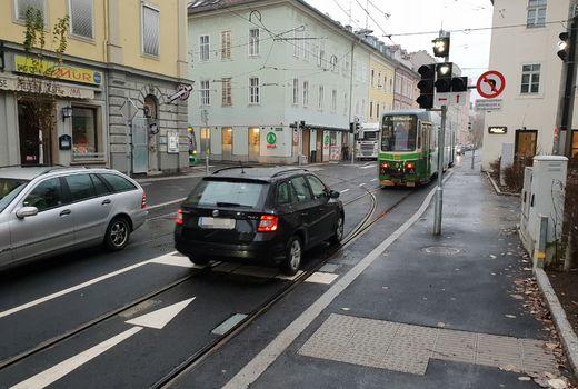 Nicht nur in der Leonhardstraße ist vieles neu