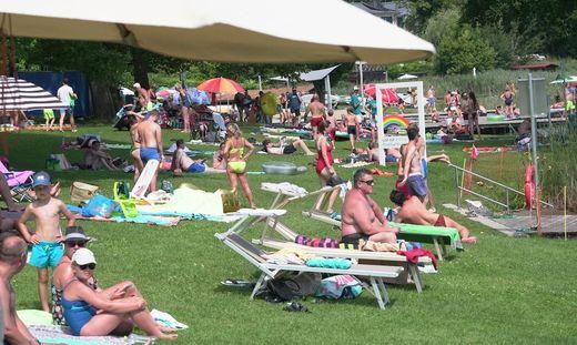 Velden am 13. August: Im August wurden in Kärnten 3,2 Millionen Übernachtungen gezählt