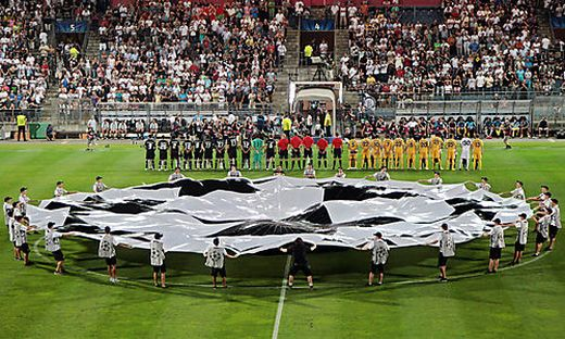 FUSSBALL - UEFA CL Play Off, Sturm vs Borisov
