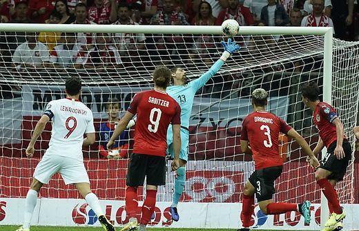Osterreich Erzielte In Der Fussball Em Qualifikation Ein 0 0