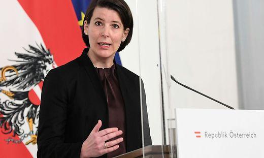 Katharina Reich, Generaldirektorin für die Öffentliche Gesundheit
