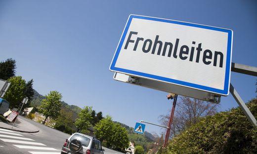 G7 Frohnleiten als aelteste Stadtgemeinde von Graz-Umgebung mit Durchschnittsalter von 45 Jahren
