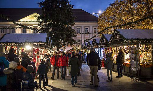 Viele Italiener und Slowenen kommen auf die Adventmärkte in Kärnten und Osttirol