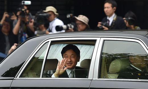 FILES-JAPAN-ROYALS-NARUHITO-MASAKO-EMPEROR
