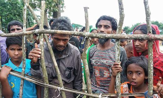 Ohne Rechte und staatenlos: Die Gewalt gegen die Minderheit Rohingya in Myanmar nimmt zu
