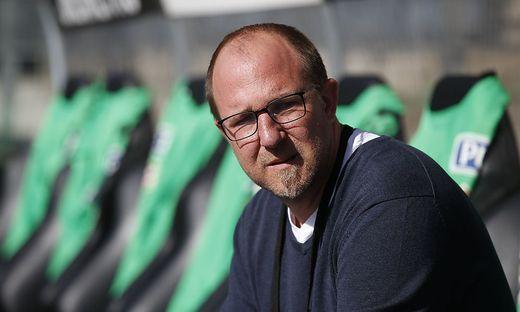 Geschäftsführer Sport Günter Kreissl