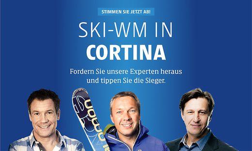 Armin Assinger, Fritz Stobl, Michael Schuen