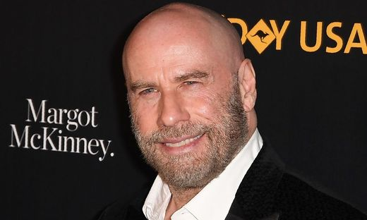 John Travolta feiert heute seinen 65. Geburtstag