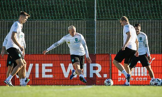 SOCCER - NL, NIR vs AUT, preview