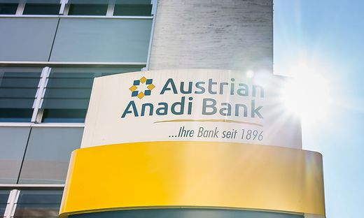 Austrian Anadi Bank - Filiale Klagenfurt domgasse - Oktober 2015