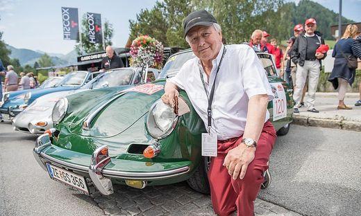 Wolfgang Porsche, einer der reichsten Österreicher