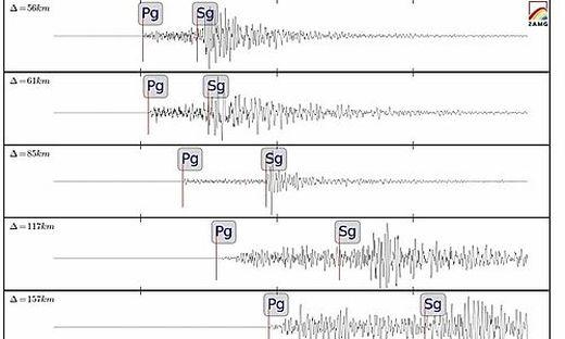 Erdbeben der Stärke 4,1 war in Hermagor spürbar