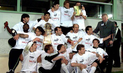 Memphis-Cup, Finale, LASK Linz vs SK Sturm Graz