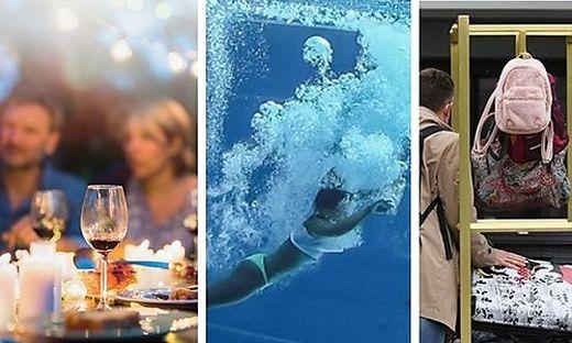 Lokale, Freibäder, Hotels: Wie es seit der großen Öffnung gelaufen ist