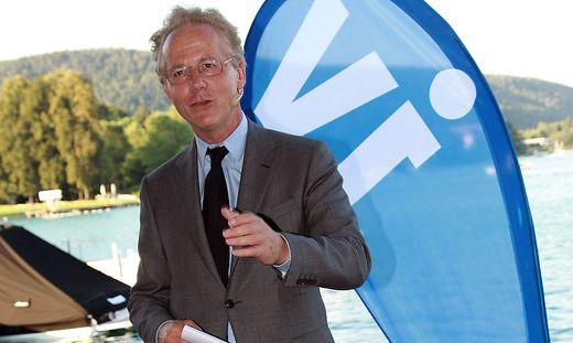 Industriellenpräsident Georg Kapsch