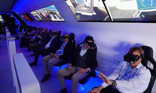 Einblick in die digitale Welt von morgen