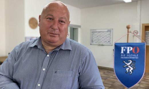 Siegfried Oberweger geht aus dem Gemeinderat, bleibt aber Stadtparteichef