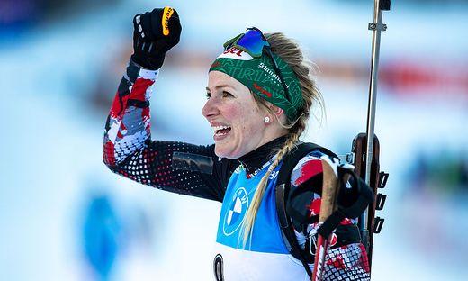 Zweite WM-Medaille für Lisa Hauser