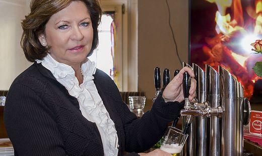 """Elisabeth """"Sissy"""" Wiggisser will in Pension gehen"""