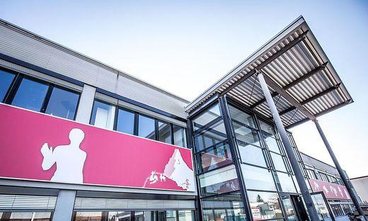 Depot des Landesmuseums Klagenfurt