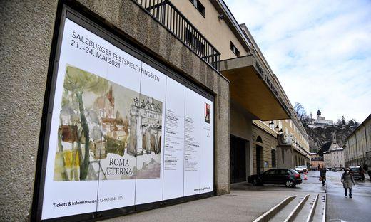 Die Pfingstfestspiele Salzburg starten am 21. Mai - rechtzeitig am 19. Mai öffnet Kultur-Österreich wieder