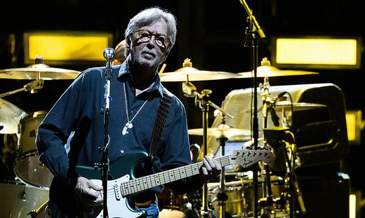"""This has gotta stop"" singt Eric Clapton über die Corona-Maßnahmen"