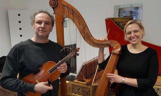 Dario Luisi und Tanja Vogrin