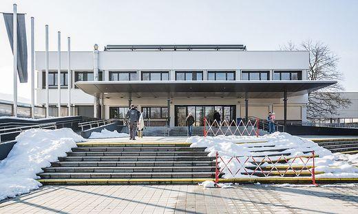 Klagenfurt Groszstadt Universitaet