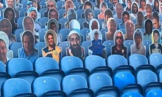 Osama bin Laden, Leeds United