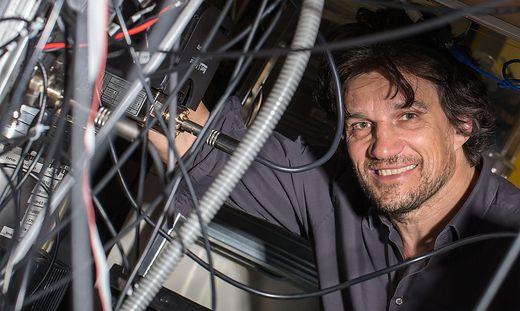 Quantenphysiker Hanns-Christoph Nägerl