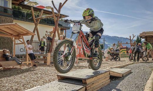 """Familie, Spaß und Spannung stehen im """"Alpina Zillertal"""" hoch im Kurs"""