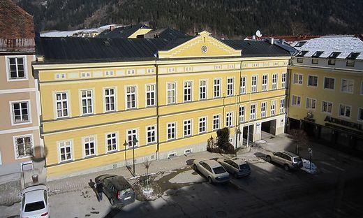 Auch das Bezirksgericht Murau könnte von der Strukturreform betroffen sein