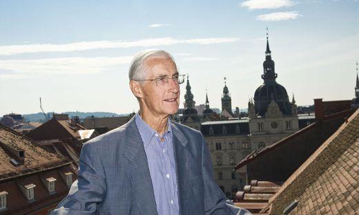 Alfred Stingl Archivbild 2011
