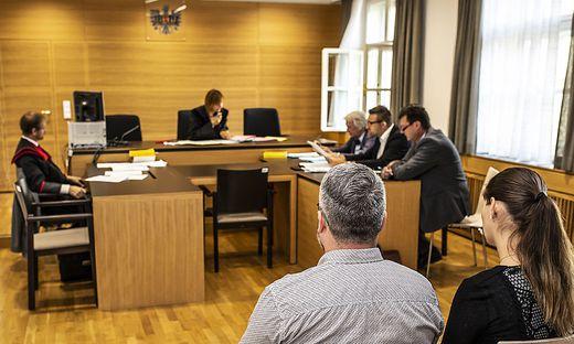 Fahrlaessige Toetung Prozess Bezirksgericht Villach Juli 2019