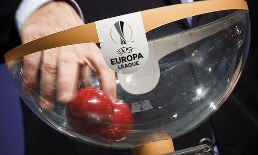 Welcher Gegner wird dem SK Sturm zugelost?